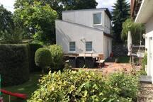 Das grüne Berlin - Wohnen im Häuschen, mit Garten