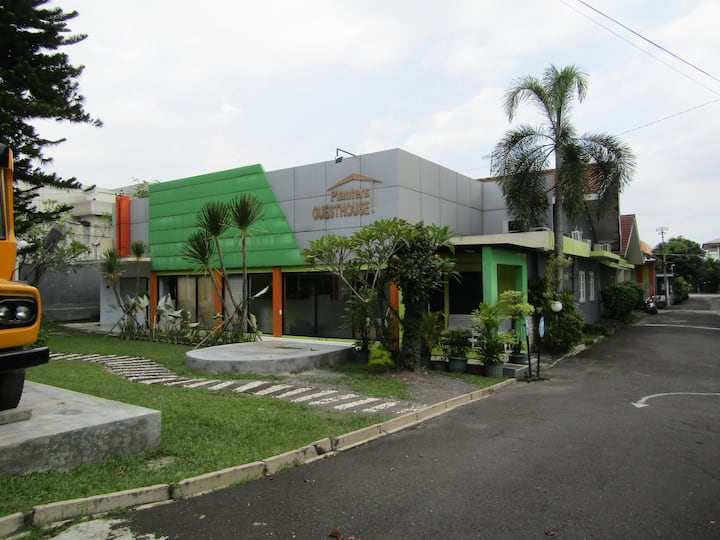 Comfy and Clean Stay at Planters Yogyakarta