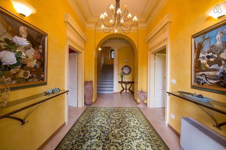Charming Villa on Florence's hills - Pelago - Villa
