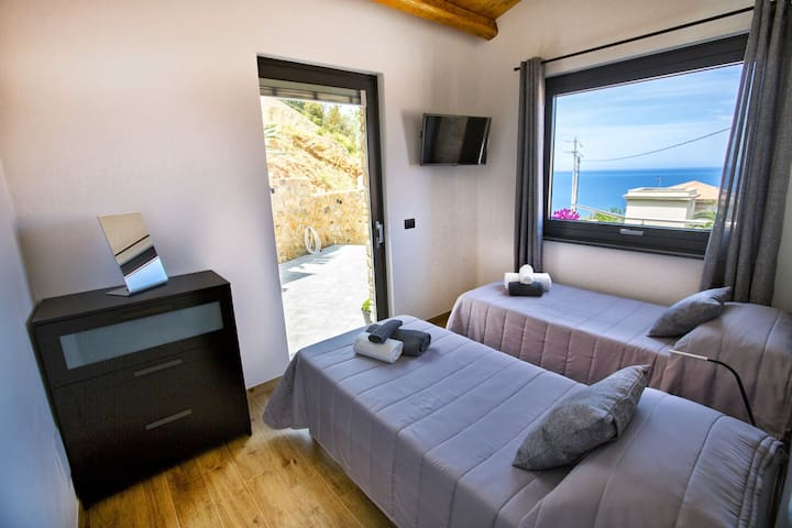 Double or twin room on request