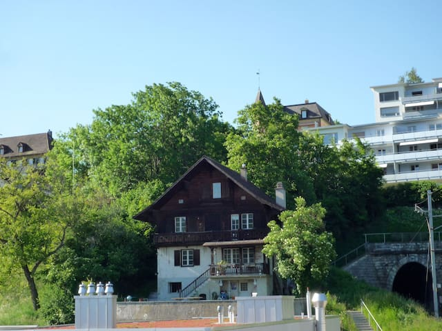 Chalet - Schaffhausen - Casa