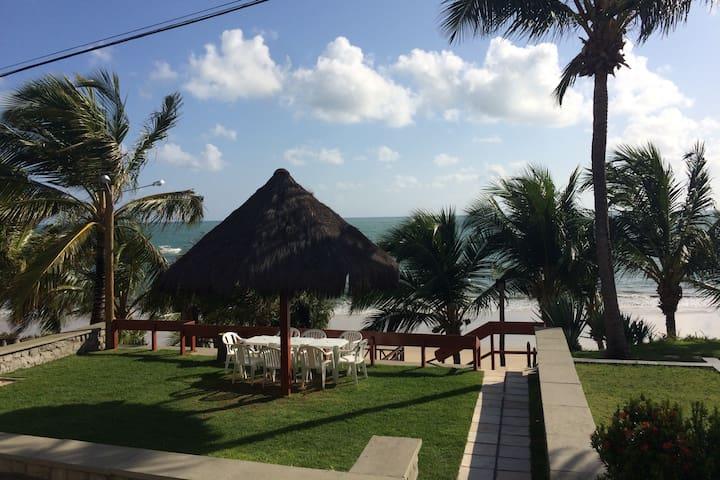 Paradisíaca Casa de Praia em Pirangi do Sul (FLAT) - Nísia Floresta - Lägenhet