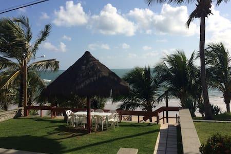Paradisíaca Casa de Praia em Pirangi do Sul (FLAT) - Nísia Floresta - Wohnung
