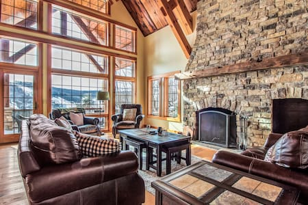 Beautiful chalet with the best views