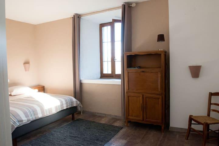 La vallée de Gaïa - Saint-Hilaire-de-Lavit - Bed & Breakfast
