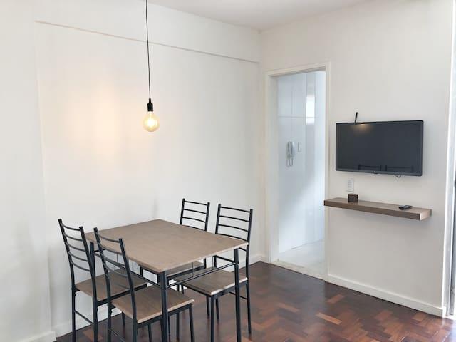 Maravilhoso apartamento em Salvador (Barra)