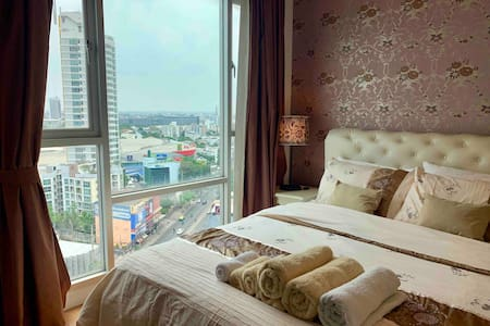 1 Bedroom condo/Chatuchak market/near subway