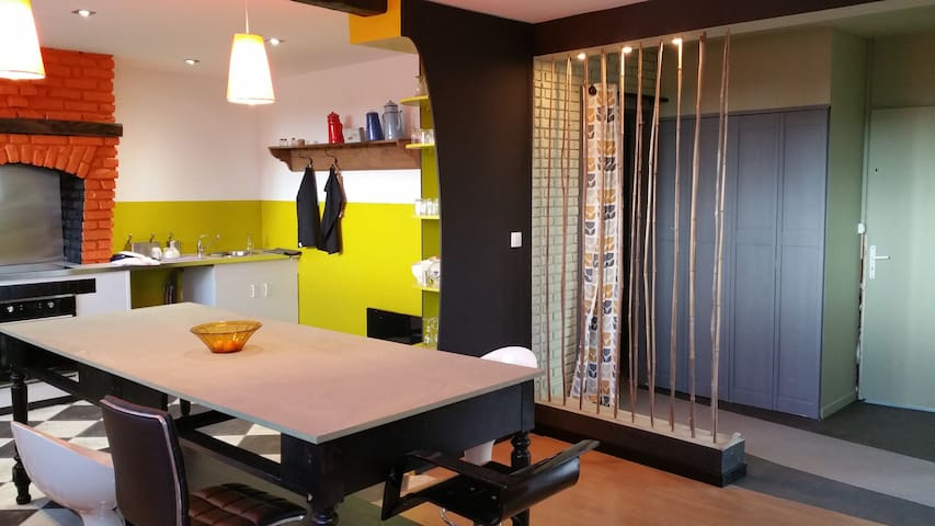 29 Color'appart - Caudry - Apartamento