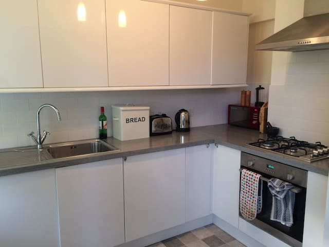 Well placed and spacious in St Leonard's on Sea - Saint Leonards - Apartamento