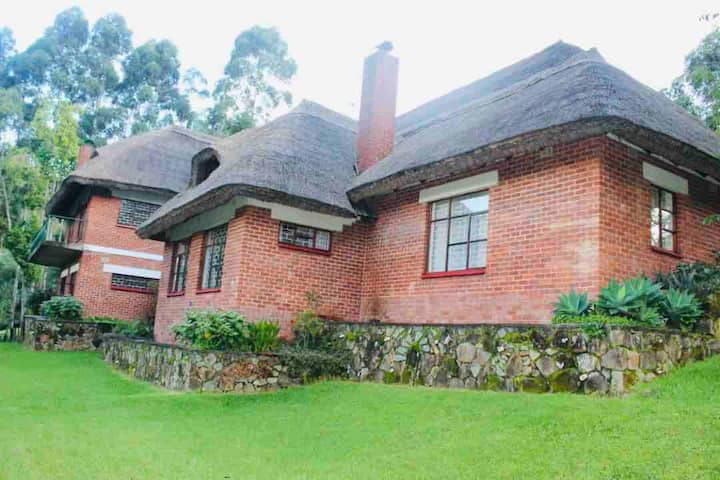Nyanga Main House