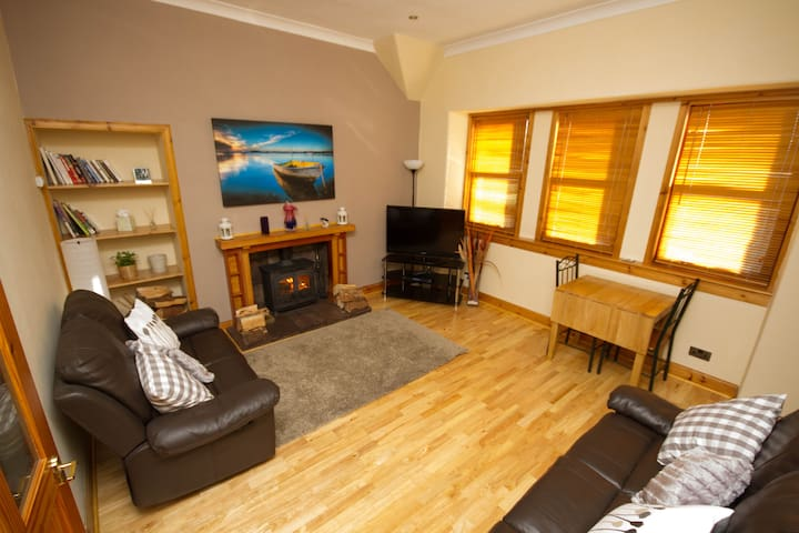 Mallaig Self Catering Apartment - Mallaig - Apartament