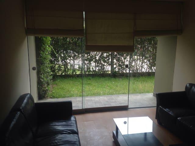 Apartamento en Polo Hunt - Jardin - Jockey Plaza