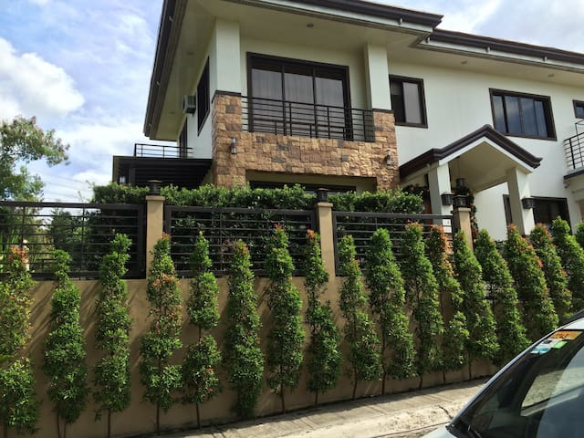 A vacation house near the city - Taytay  - Huis
