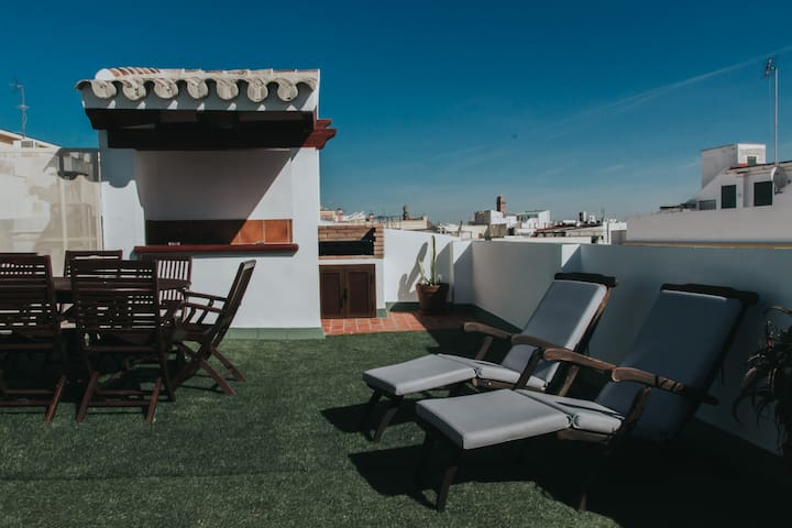 Loft with pool center sevilla - Siviglia - Loft