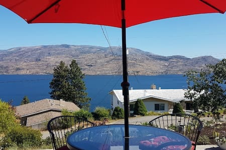 Private Suite with Lakeview, Peachland