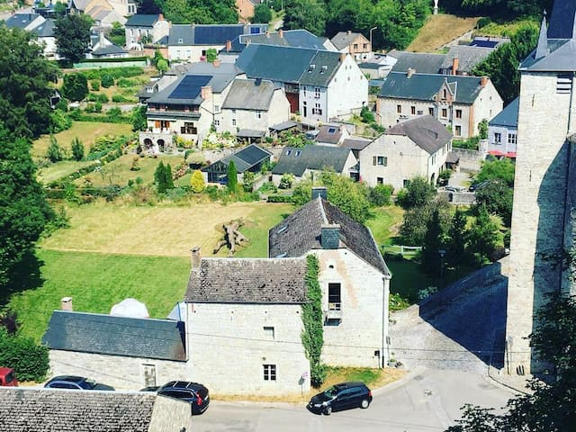 Charming house in Celles (Houyet)
