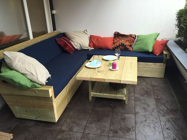 Cozy appartement in quiet area - Oslo - Apartament