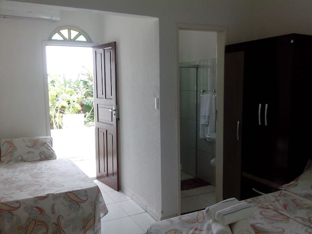 Suite Com Vista Para o Mar - Guarapari - Bed & Breakfast