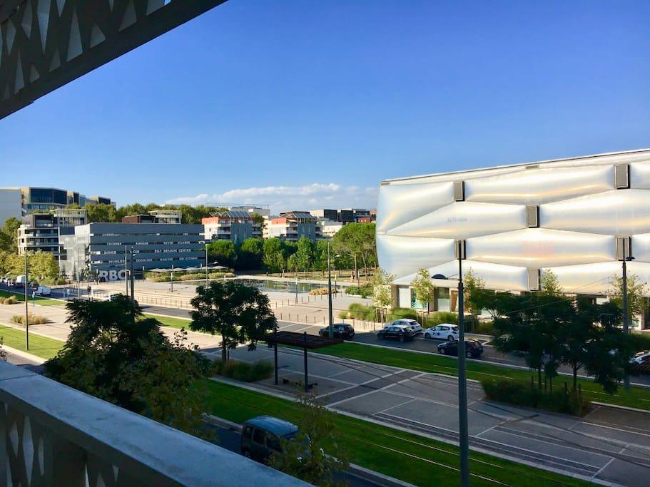 Appartement Port Marianne