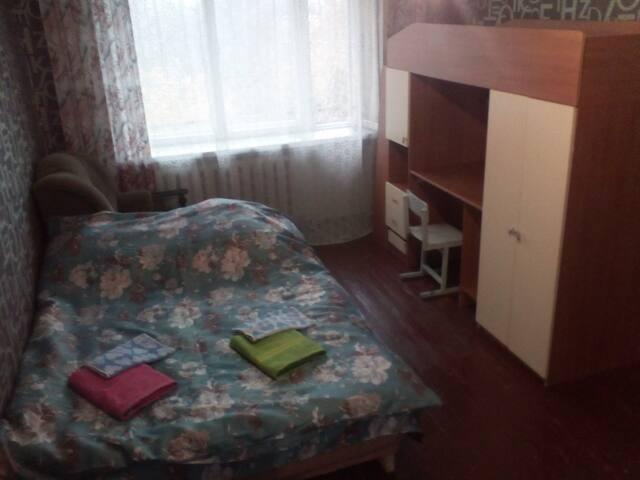 Однокомнатная квартира в доме гостиничного типа - Ramenskoye - Apartmen