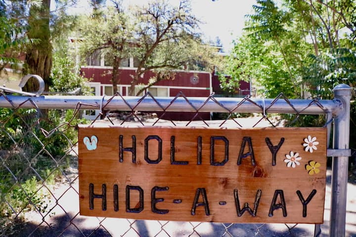 Holiday Hide-a-way