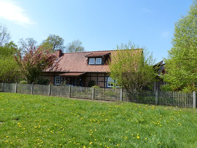 Ferienhaus Reitze - Küsten - House