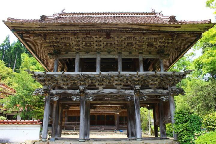 西蓮寺Sairen temple
