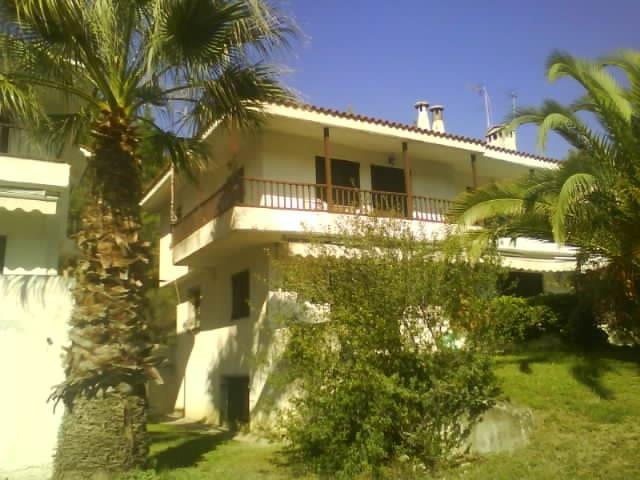 Τριώροφη εξοχική κατοικία Ελάνη Χαλκιδική - Elani - Villa