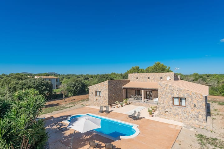 BELLPUIG 4 - Villa for 4 people in Artà.