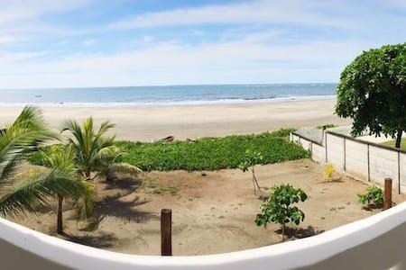 Beachfront House in Santa María del Mar - Aposentillo - Ev