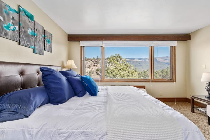 Tamarron Studio 307 - Spectacular Mtn / Golf View