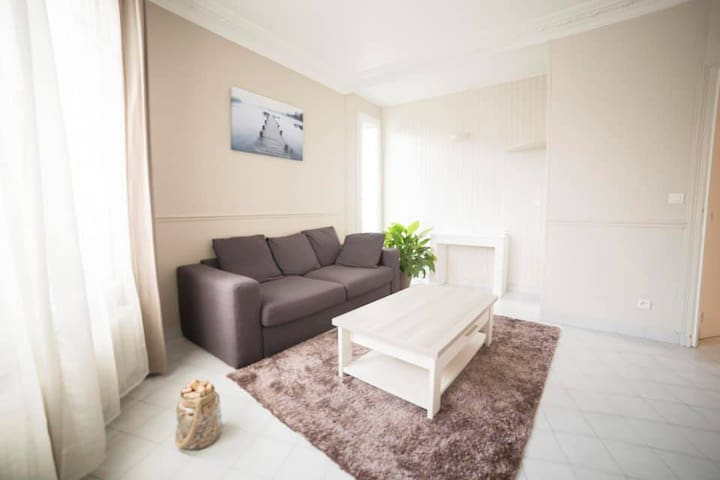 Charmant appartement entre Paris et Disneyland