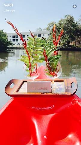 Waterfront Cabin & Free Kayaks - 2b - Sarasota - Rumah