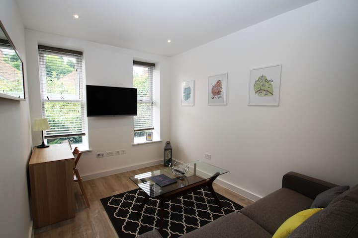 19 Bury Fields - Guildford - Apartment