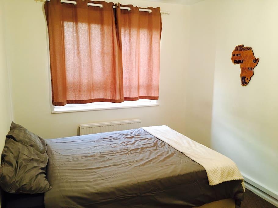 Sunny comfy room