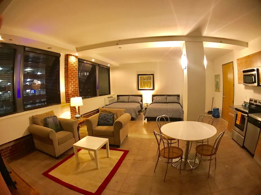 Deluxe Downtown LA Loft 401 - Apartments for Rent in Los ...