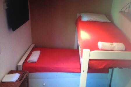 Habitación doble con baño suit - Tigre - Bed & Breakfast