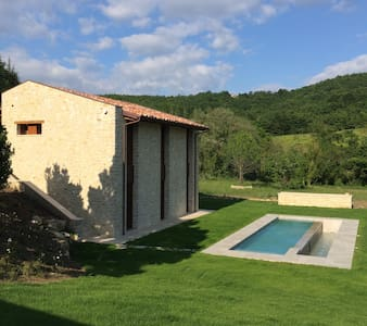Villa and spa resort in Umbria - Rotecastello - Villa