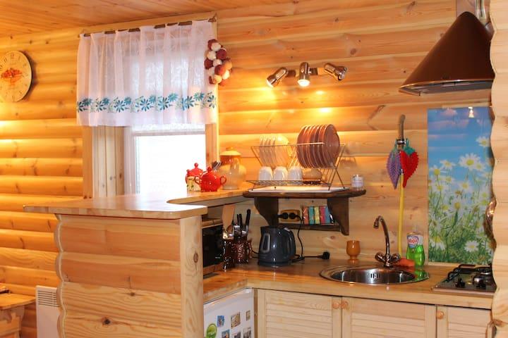 Гостевой дом с баней. (URL HIDDEN) - Логойск