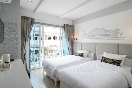 White Ivory Bed and Breakfast 2 nearby BTS - Bangkok