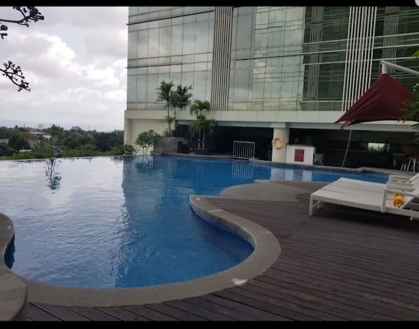 Mataram city Apartment Floor 9
