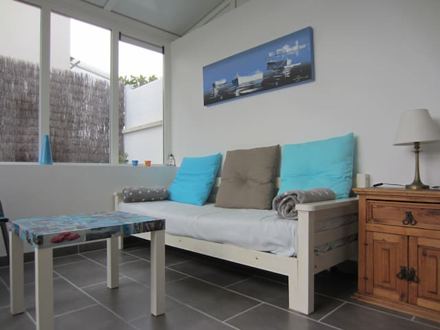 In a house with a small garden... - Royan - Apartment