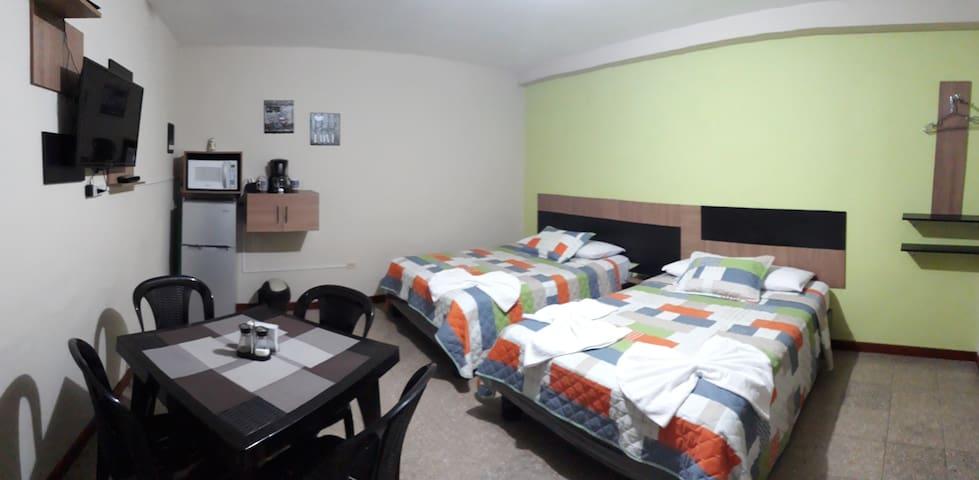 Residencia EMA. SUITE JADE. Guayaquil Centro