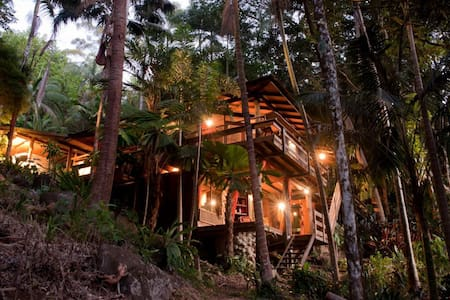 Currumbin Rainforest Tree- House - Currumbin Valley