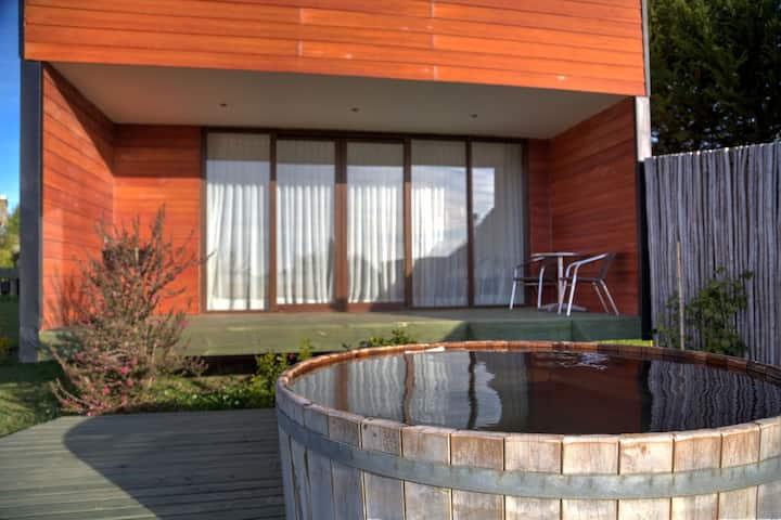 Ruka Lobos - Habitacion Deluxe con hot-tub privado