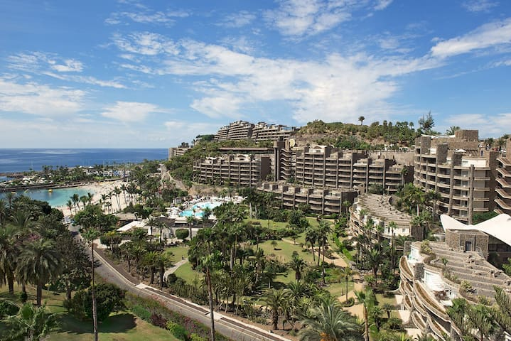 Luxury apartment, Anfi Beach Club, Gran Canaria