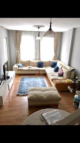 Marmaris'e deki evime misafirlerimi beklıyorum