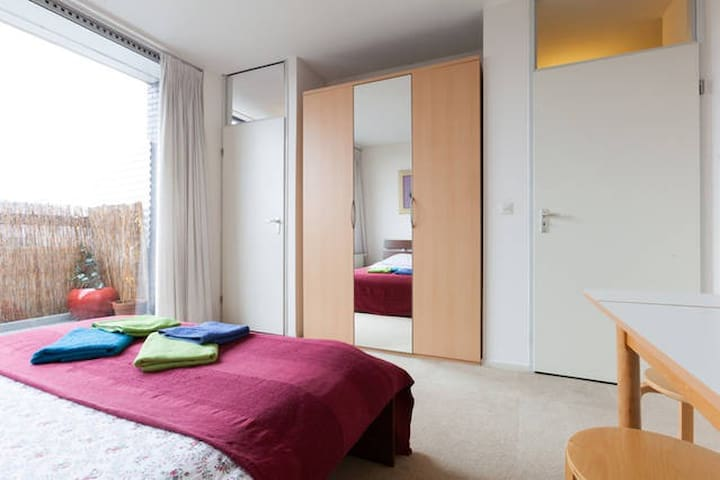 Colorful and bright apartment - city center Arnhem - Arnhem - Lejlighed