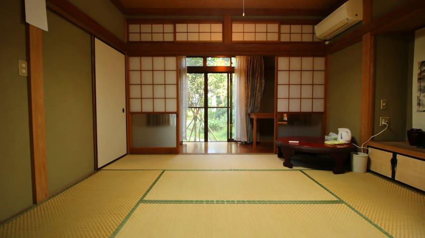 Ancient House & free pick up Narita Ariport No.4 - Shibayama - Oda + Kahvaltı