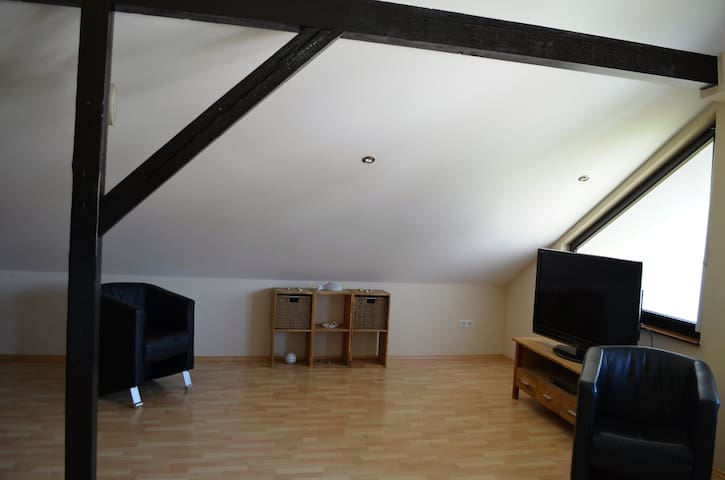 "Beim Hooch ""Schindelloft"" - Brücktal - Serviced apartment"